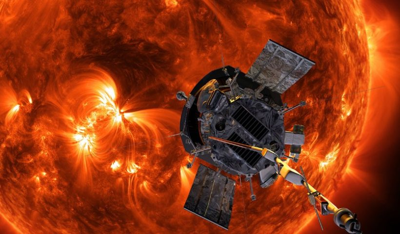 Parker Solar Probe Breaks Record for the Closest Approach to the Sun