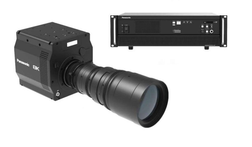 Panasonic Releases the First 8K Camera with an Organic Sensor
