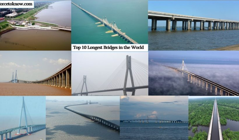 Top 10 Longest Bridges in the World