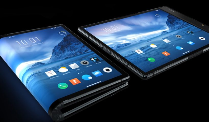First Foldable Smartphone FlexPai Arrives Early Than We Expect