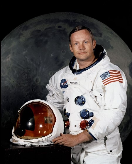 Armstrong landed on Moon in 1969