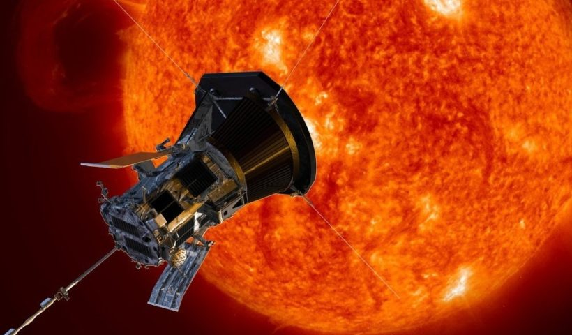 Parker Solar Probe Breaks a Record of Closest Approach to the Sun