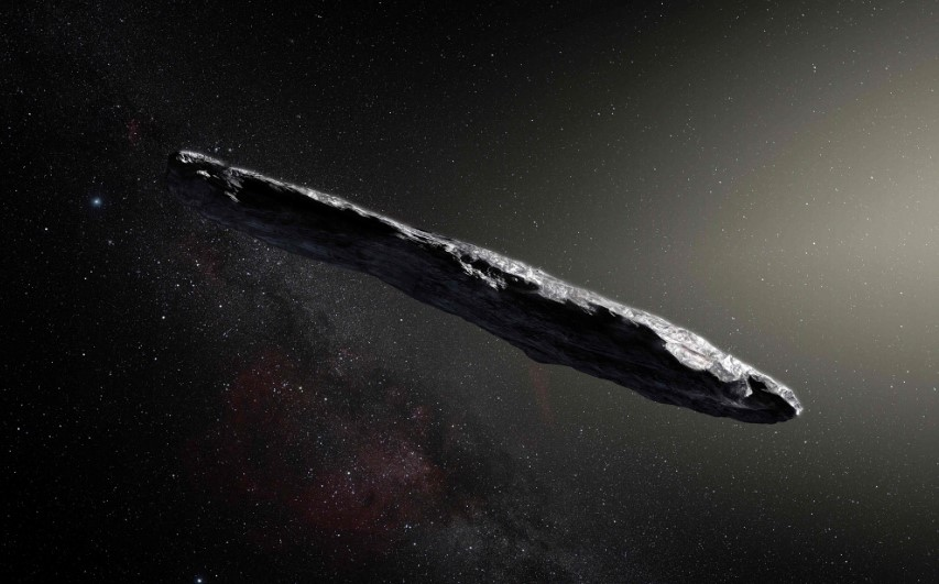 A pair of Harvard researchers claim that the Oumuamua is an alien spacecraft