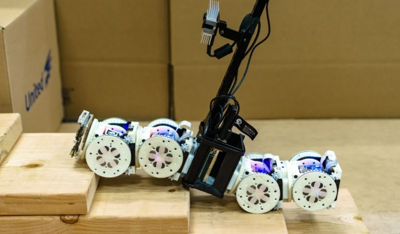 Modular Self-Reconfigurable Robots