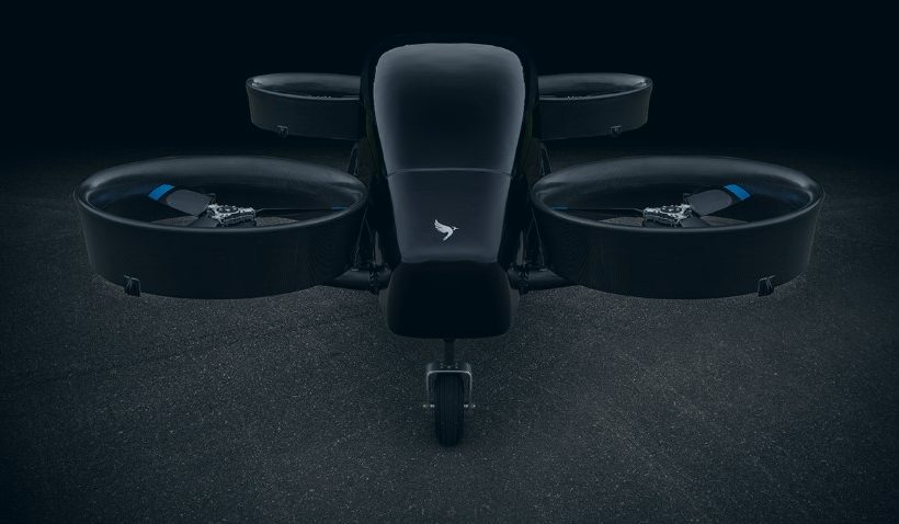 Vertical Aerospace Electric Flying Taxi