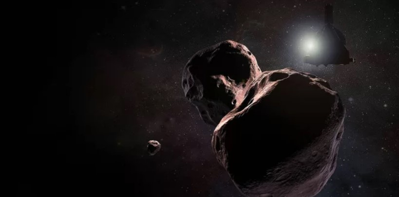 Farthest Object Ultima Thule