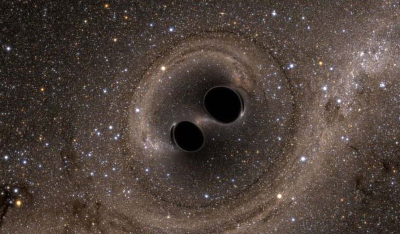 largest black hole collision