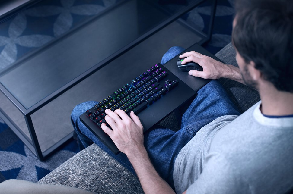 Razer Turret Wireless Keyboard and Mouse