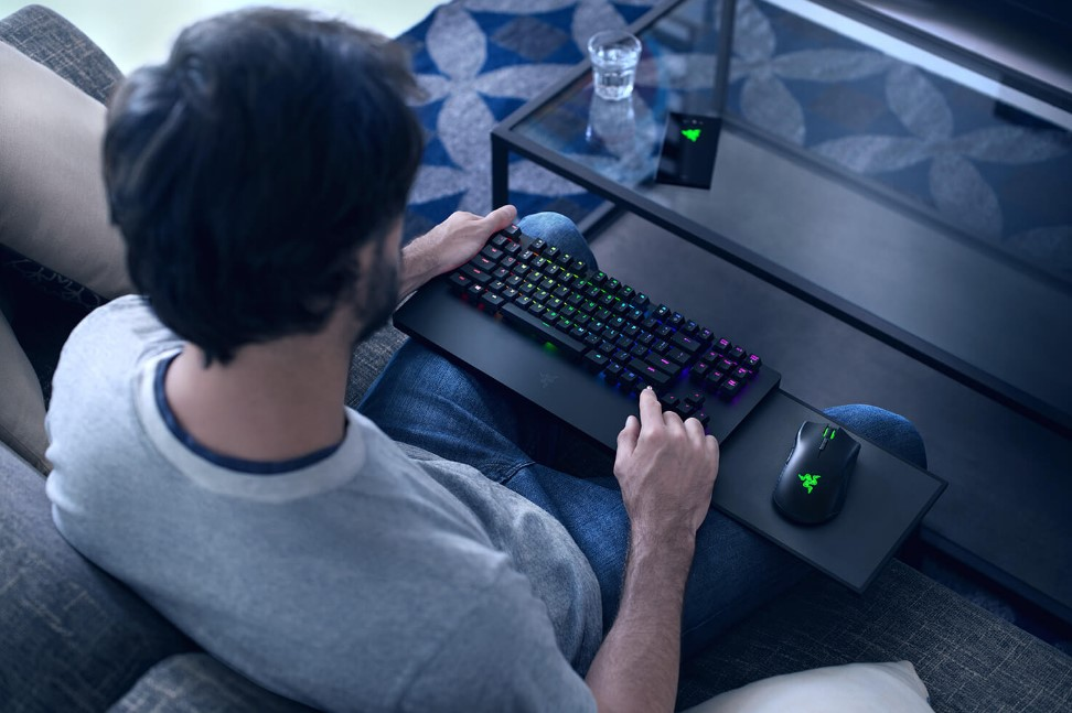 Razer Turret Wireless Keyboard and Mouse for the Xbox Is $250 USD