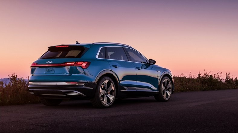 Audi E-Tron Electric