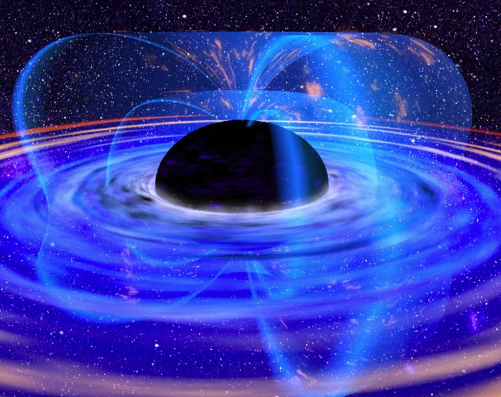 Top 10 Largest Black Holes in the Universe