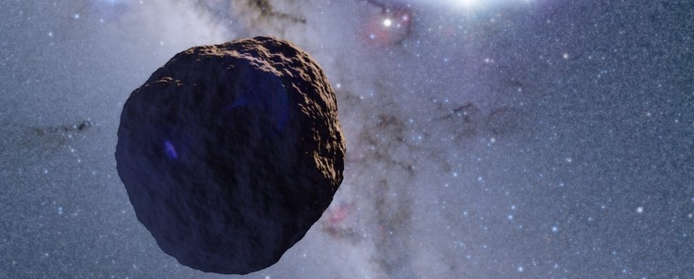 Mysterious Object at The Edge of Our Solar System