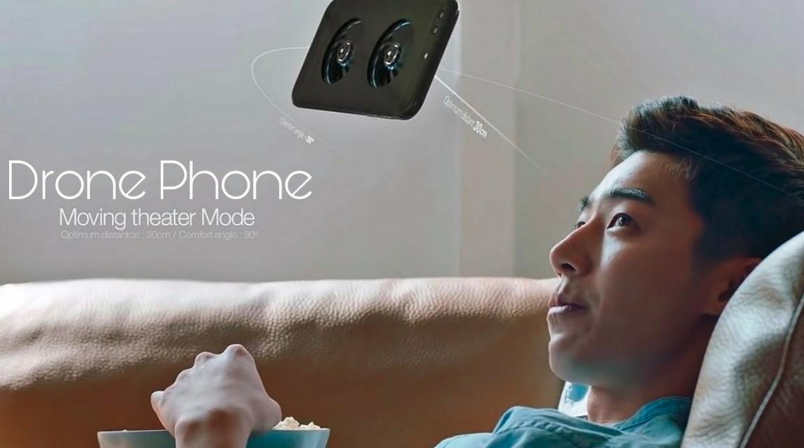 Drone Phone