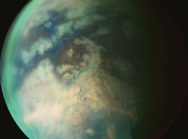 Scientists Find Rain on Saturn Largest Moon Titan