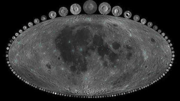 Spot Meteorite Impact