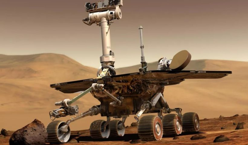 Mars Mission Opportunity Rover Ended to Communicate with Earth