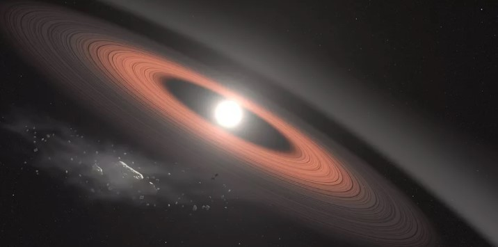 NASA Scientists Have Discovered First Ancient Dead Star