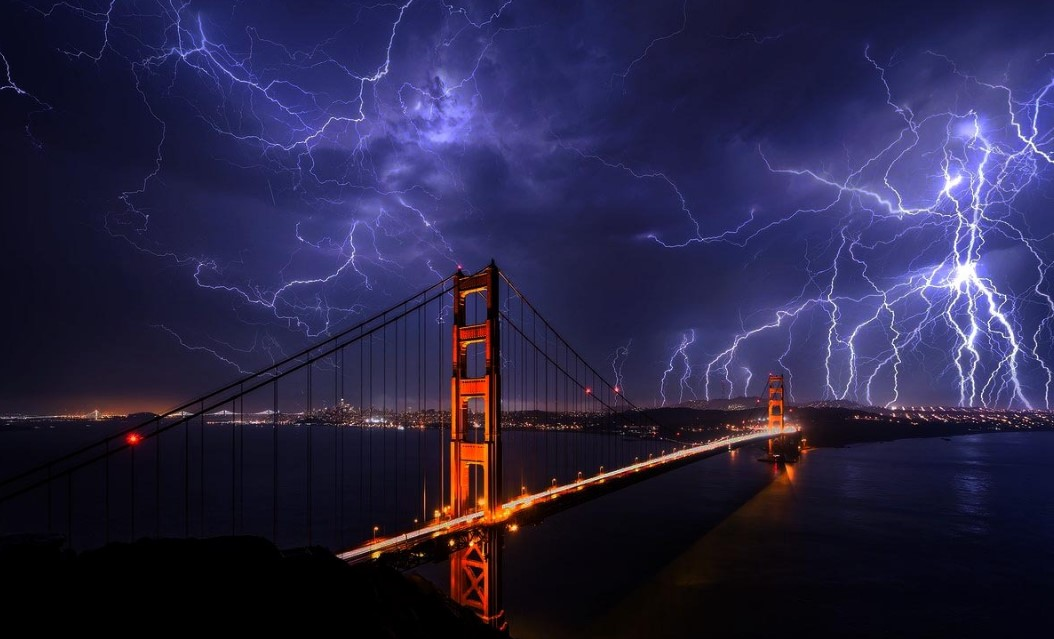 Top 10 Facts about Golden Gate Bridge