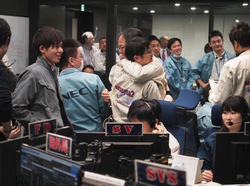 Japanese Space Probe Sent Spacecraft to Explore Ryugu Asteroid