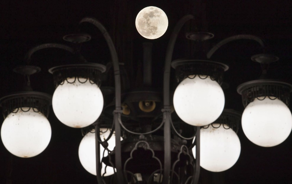 The Biggest and Brightest Super Snow Moon in 2019
