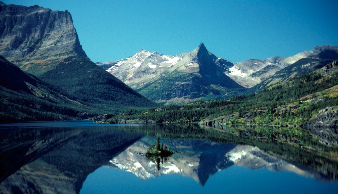 Discover the Beauty of Saint Mary Lake
