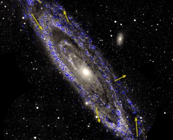 Astronomers Found Out When Milky Way Will Crash into the Andromeda Galaxy