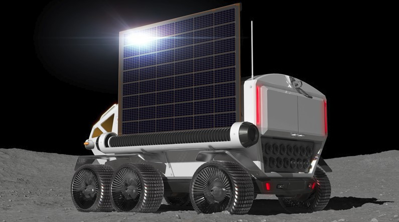 Toyota Reveals Rover That Will Land on Moon 2029