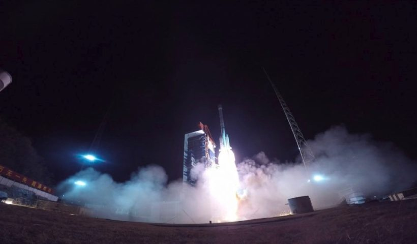 This Month China Launched Its 300th Long March Rocket