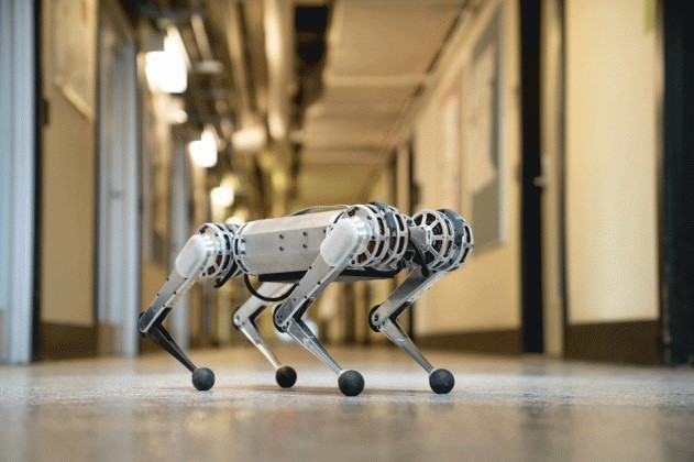 MIT New Mini Cheetah Robot Now Can Do a Backflip