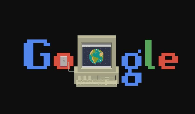 Google Celebrates 30th Birthday of World Wide Web