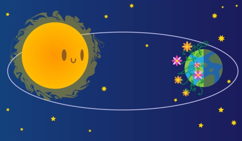 Google Doodle Also Celebrates Spring Equinox on March 20, 2019