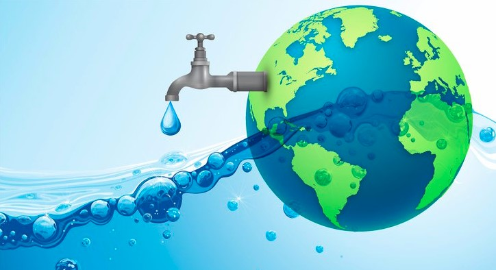 Today is the Day of World Water Day on March 22
