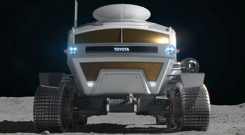 Toyota Has Announced About the Plans Toyota Moon Rover