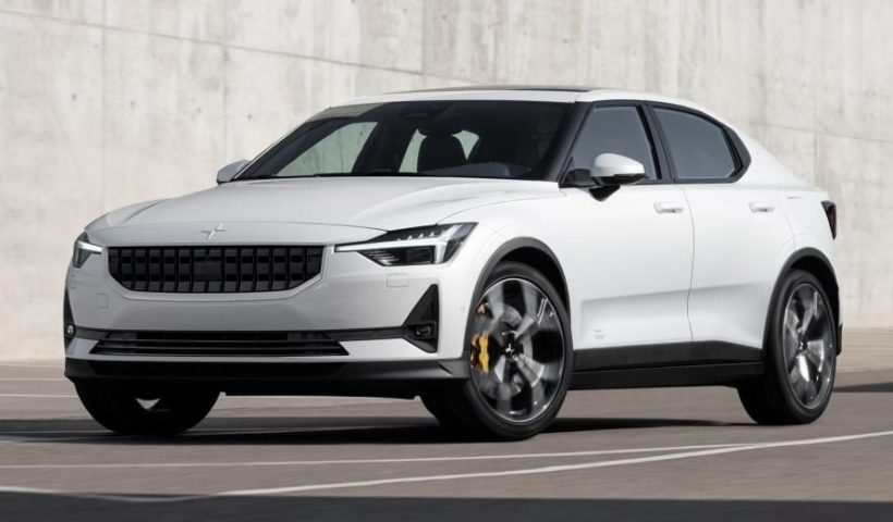 New Polestar 2 Has Been Raveled at 2019 Geneva Motor Show