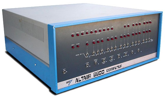 Altair or Altair 8800 computer from MITS was developed by Henry Edward Roberts
