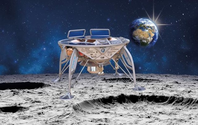 Israel Again Will Build the Moon Lander