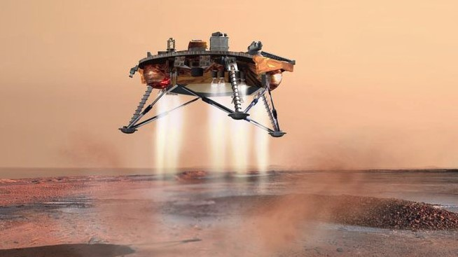 Mars InSight Lander Captured Marsquake for the First Time