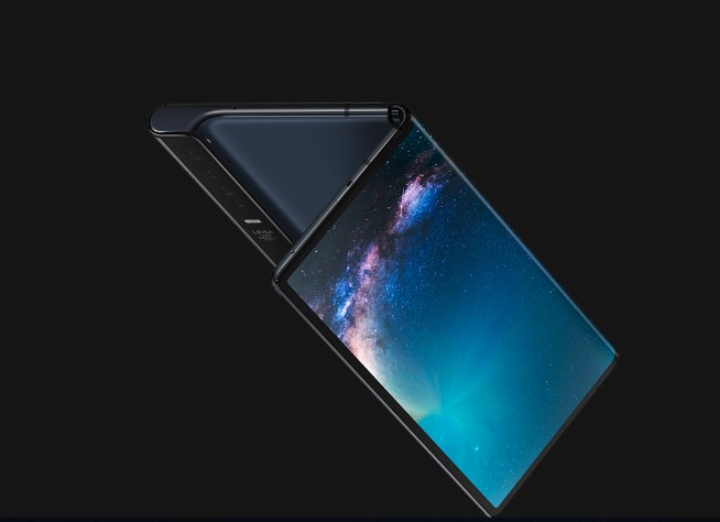 Huawei Mate X Fordable Phone Will Be Sold in June