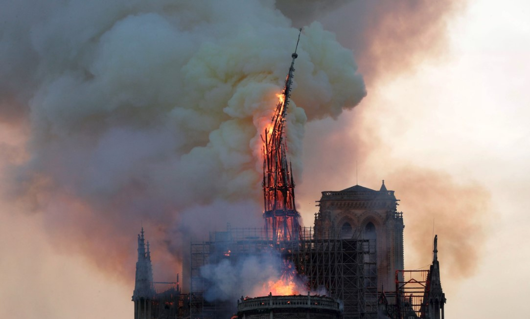Firefighters Saved Notre Dame Cathedral from Total Destruction