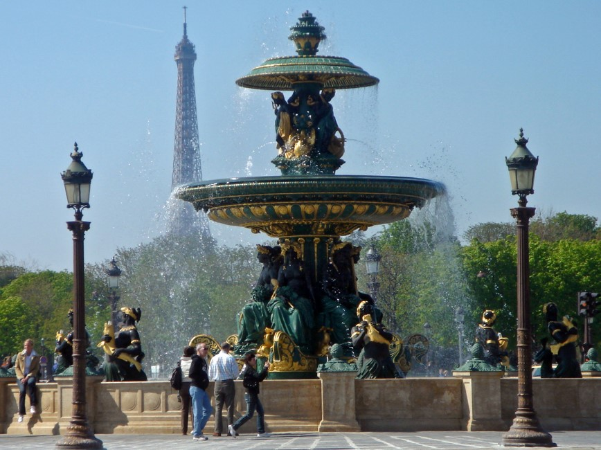 Top 10 Most Beautiful Places in Paris