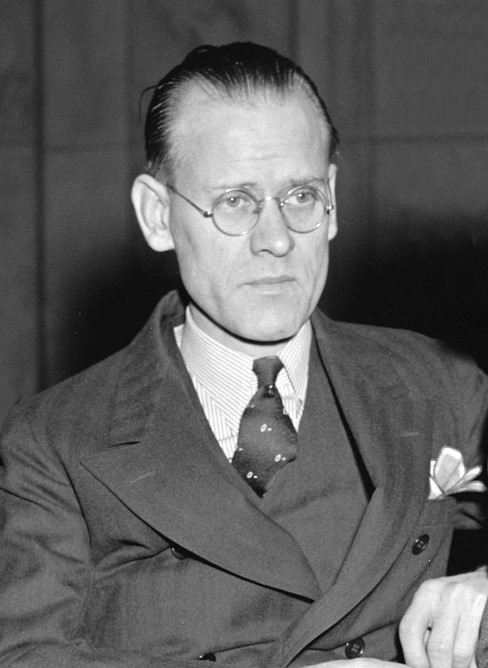 Philo T. Farnsworth, inventor of modern television