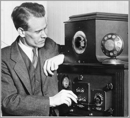 When Was the First Electric Television Appeared?