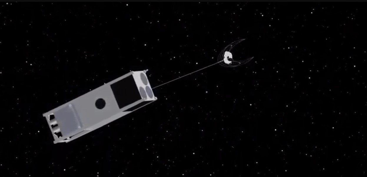 OSCaR Spacecraft Would Clean Up Space Junk
