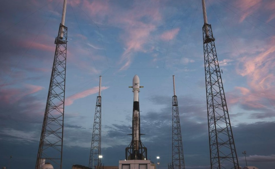 SpaceX Will Launch 60 Starlink Internet Satellites Tomorrow