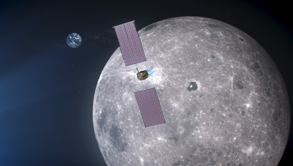 NASA Awards the First Contract for Lunar Gateway Power and Propulsion