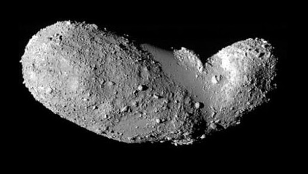 Astronomers Have Just Found Water on an Asteroid