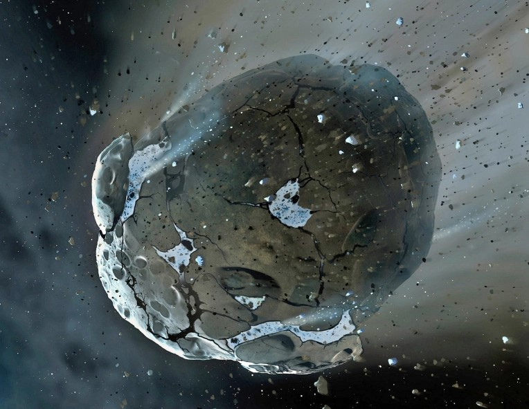 An Asteroid Will Pass by Earth in 2029