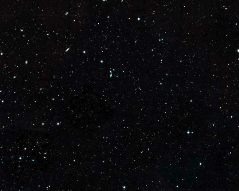Astronomers Have Released the Most Detailed Image of the Universe Ever