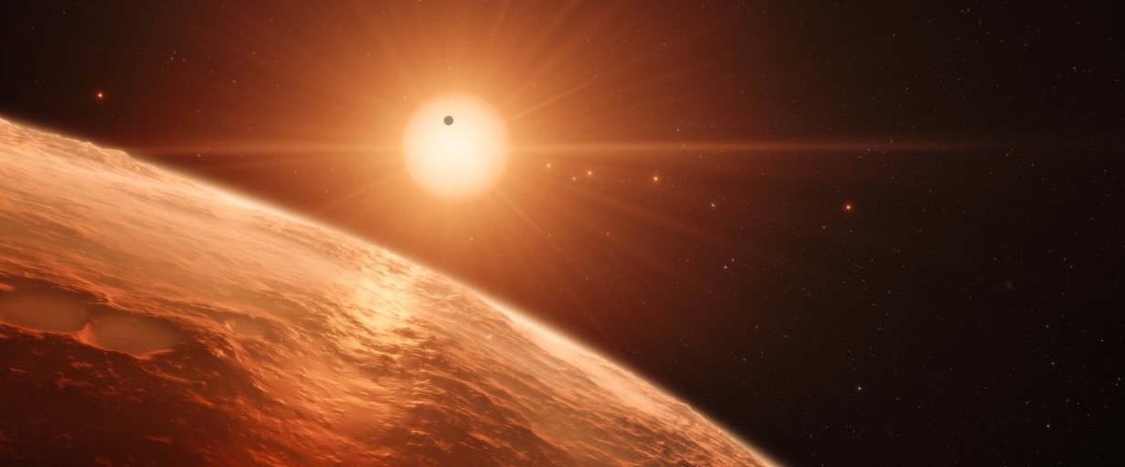 Here Are the Mars Sunset and Sunrise