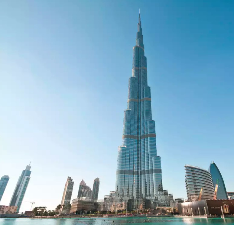Top 10 Tallest Buildings around the World_forcetoknow.com